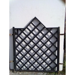 LOW IRON GATE