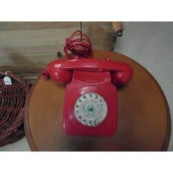 TELEFONO ROJO AÑOS 70