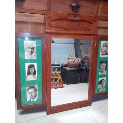TRIPTICO Espejo y fotos